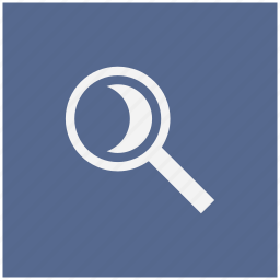 form, glass, magnifier, search, tool icon
