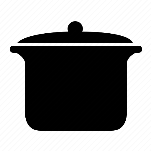 casserole, dishes, pan, pot, saucepan icon