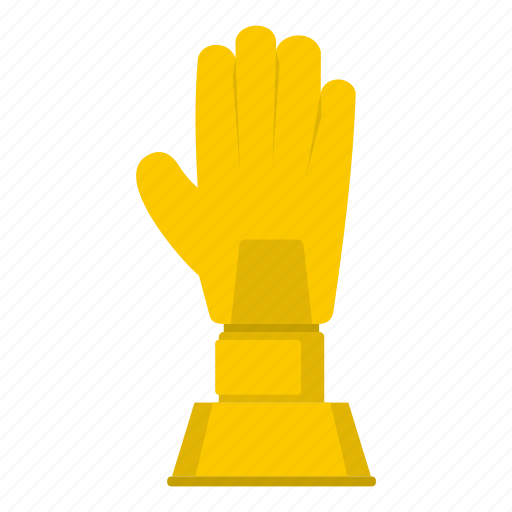 Award, baseball, competition, equipment, glove, sport, trophy icon - Download on Iconfinder