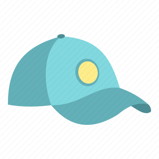 baseball, blank, cap, cloth, clothing, hat, sport icon