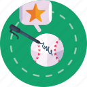 baseball, ball, autograph, sports