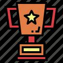 cup, medal, trophy, winner
