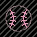 ball, baseball, sport