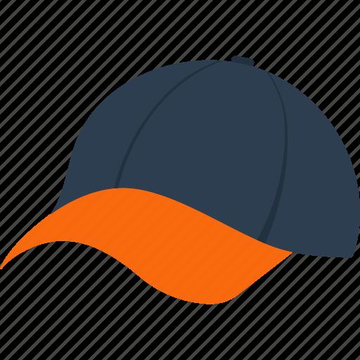 baseball, cap, cloth, design, game, hat, sport icon