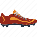 baseball, boot, design, footwear, game, shoe, sport icon