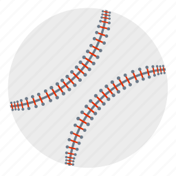ball, baseball, design, game, pitch, sport, team icon