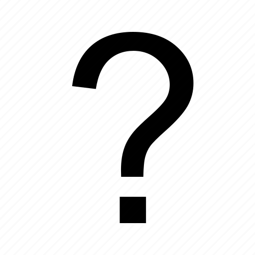 help, question, question mark icon