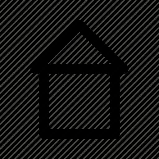 estate, home, house icon