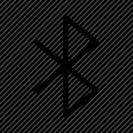 bluetooth, phone, signal icon