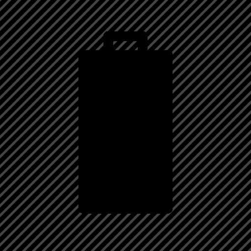 battery, battery full icon