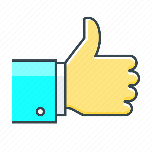 hand, like, success, thumbs, thumbs up, up icon