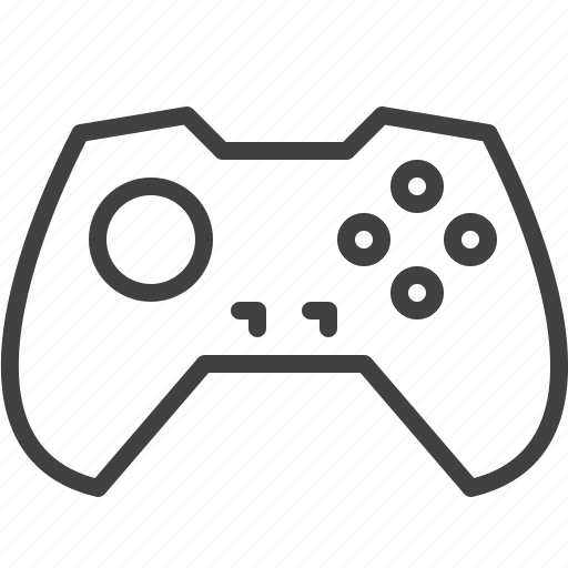 game, gamepad icon