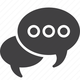 bubble, chat, forum, speech icon