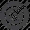goal, target icon