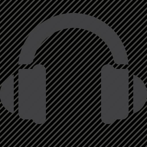 headphones, music icon