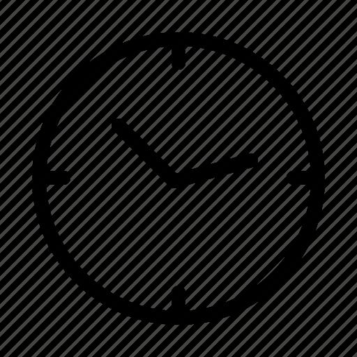 clock, date, optimization, time icon