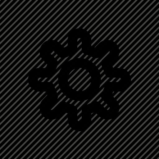 app, basic, edit, engine, factory, gear, setting icon