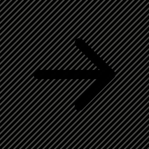 app, arrow, back, basic, forward, minimal, right icon