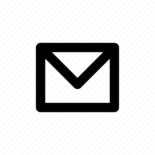 app, basic, letter, mail, messsage, notification, send icon