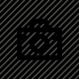 app, attach, basic, camera, image, picture, shot icon