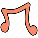 composition, music, play, sound icon icon