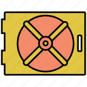 computer, cooler, fan, propeller icon icon