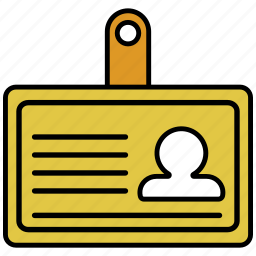 business, card, finance, id icon icon