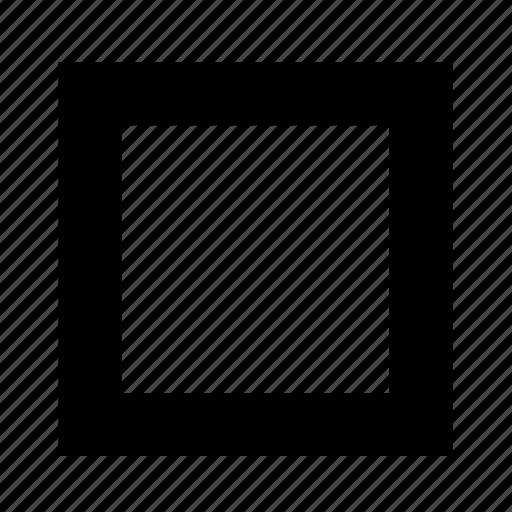 box, maximize, navigation, square, ui icon