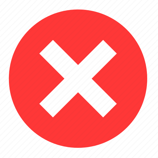 basic, cross, dashboard, delete, ui icon