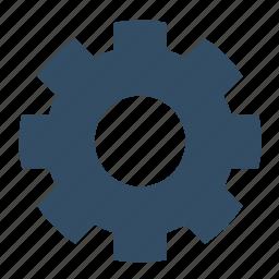 basic, dashboard, gear, option, ui icon