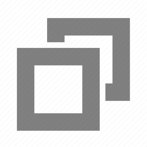 basic, box, dashboard, down, minimize, restore, ui icon