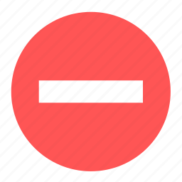 basic, dashboard, minus, remove, ui icon
