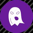 danger, ghost, halloween icon