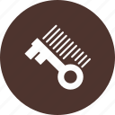 key, unlock, unsecure icon