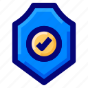 firewall, protection, safe, security, shield icon