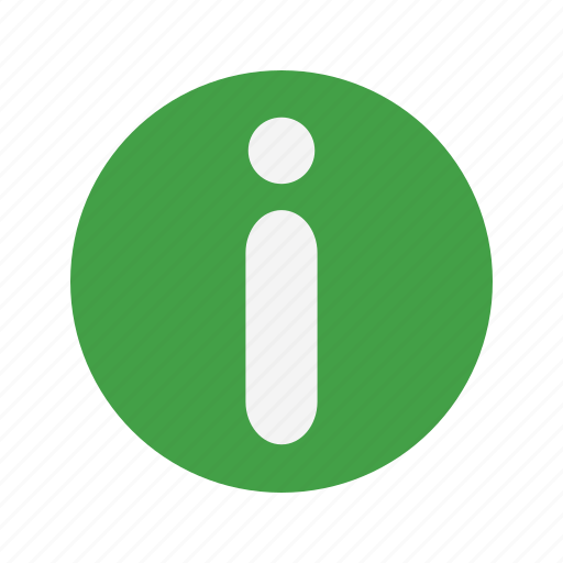 about, help, info, information, support icon