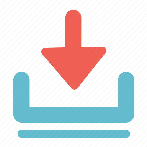 arrow, basic, cloud, download, server, storage, upload icon