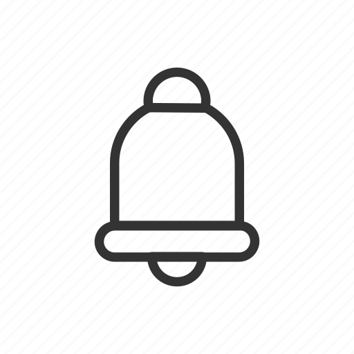 alarm, bell, minimalist, notification, ringtone, ui, ux icon
