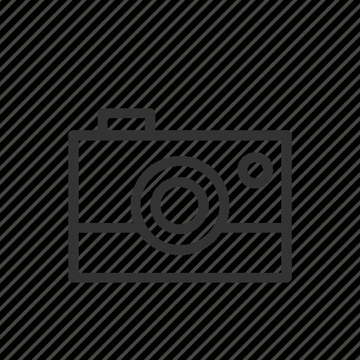 camera, instant, minimalist, photo, shot, ui, ux icon