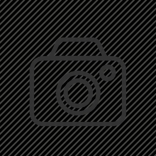 camera, minimalist, photo, photography, shot, ui, ux icon