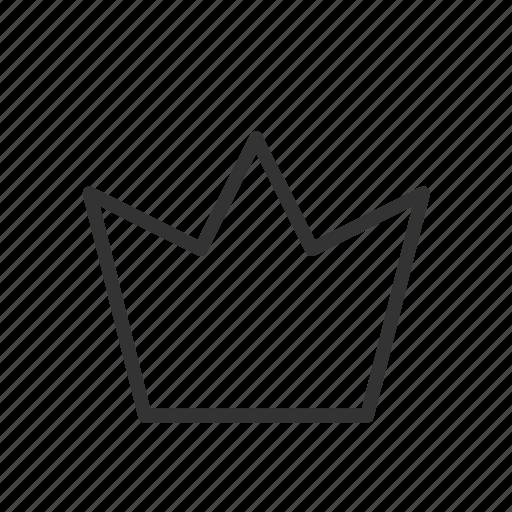 game, king, leader, minimalist, ui, ux, vip icon