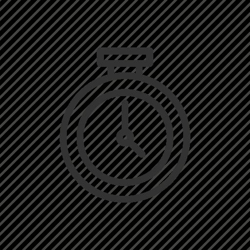 interface, minimalist, stopwatch, time, timer, ui, ux icon