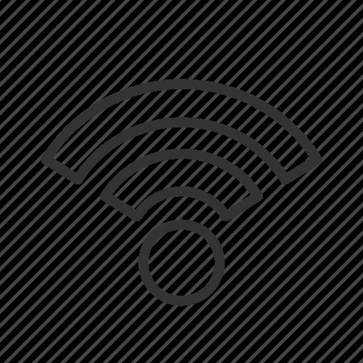 interface, minimalist, signal, ui, ux, wifi, wirless icon