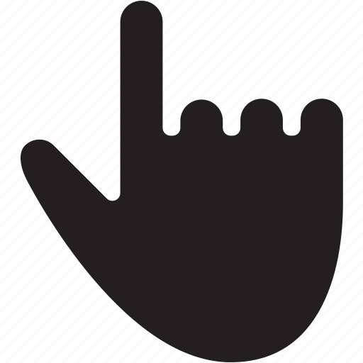 asset, fingers, gesture, hand, pinch, stretch icon