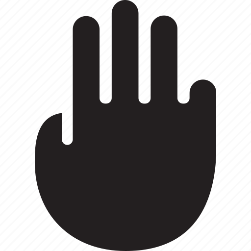 asset, fingers, gesture, hand, scoll icon
