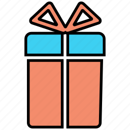 box, gift, giftbox, present icon icon