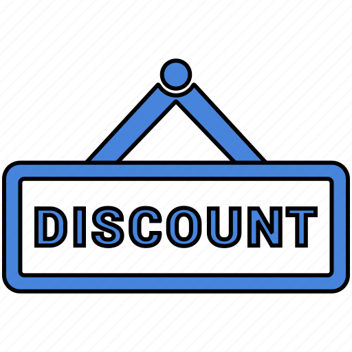 discount, sale icon