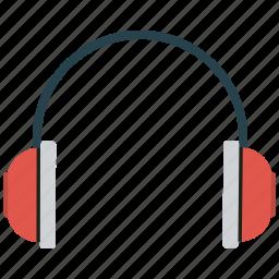 earbuds, earphones, earspeakers, gadget, headphone icon icon