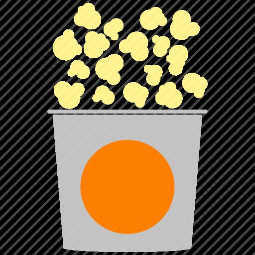 popcorn icon icon