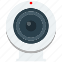 cam, camera, webcam icon icon